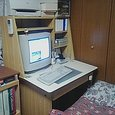 作業(動画)机